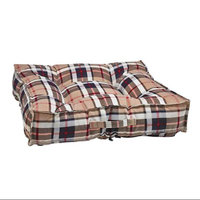 Bowsers Piazza Bed - Kensington Plaid