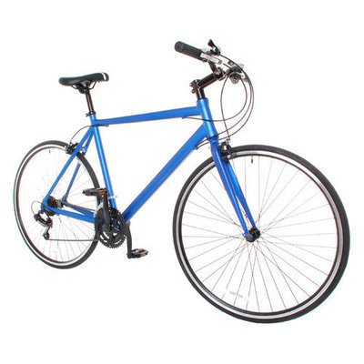 Vilano Men's Performance Flat Bar Shimano Hybrid Bike Size: 19.7