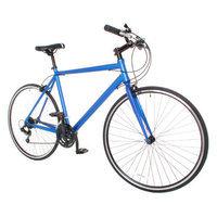 Vilano Men's Performance Flat Bar Shimano Hybrid Bike Size: 22.8