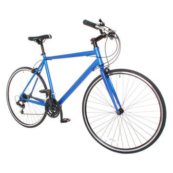 Vilano Men's Performance Flat Bar Shimano Hybrid Bike Size: 22.8