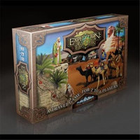 Gangfight Games 91489 Expedition - Famous Explorers