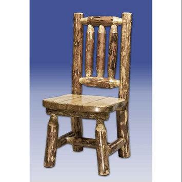 Montana Woodworks MWGCKK Child's Chair Glacier Country