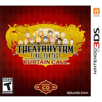 U & I Entertainment Theatrhythm Final Fantasy Curtain Call - Nintendo 3ds