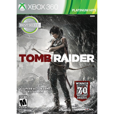 Square Enix Usa Tomb Raider Greatest Hits X360