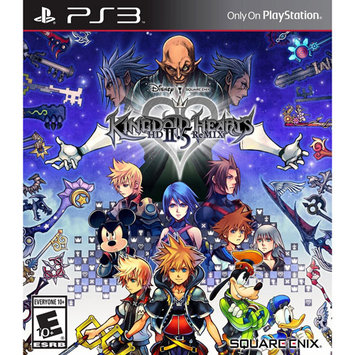 Square Enix Usa Inc Kingdom Hearts II.5