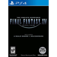 Square Enix Final Fantasy Xiv Online - Playstation 4