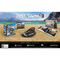 Square Enix Just Cause 3: Collector's Edition - Xbox One