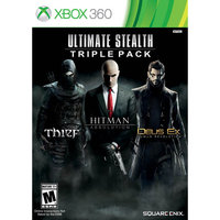 Square Enix Ultimate Stealth Triple Pack - Xbox 360