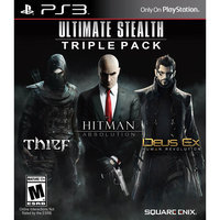 Square Enix Ultimate Stealth Triple Pack - Playstation 3