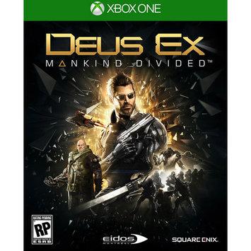 Square Enix Llc Xbox One - Deus Ex Mankind Divided