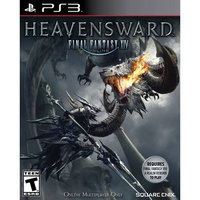 Square Enix 91707 Final Fantasy XIV: Heavensward Expansion Only Launce Edition for Playstation 3