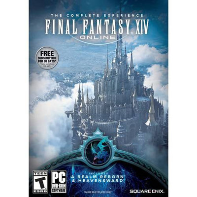 Square Enix Llc PC - Final Fantasy XIV Online Complete Experience