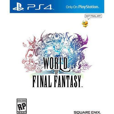 Square Enix World Of Final Fantasy - Playstation 4