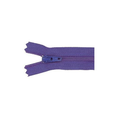 American & Efird 114-559 Ziplon Coil Zipper 14 in-Purple
