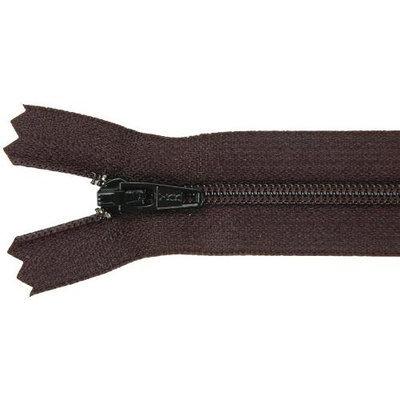 American & Efird 114-580 Ziplon Coil Zipper 14 in-Black