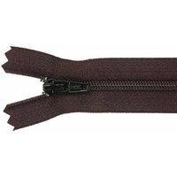 American & Efird 118-580 Ziplon Coil Zipper 18 in-Black