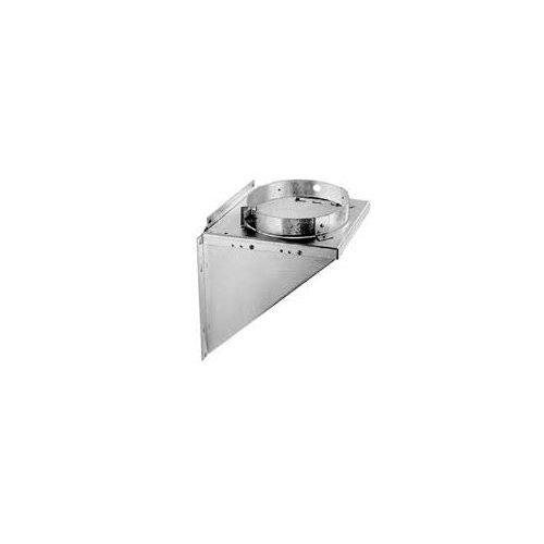 poleon Chimney 70732 DuraTech 7 Inch Tee Support