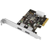 Siig, Inc. USB 3.1 2PORT PCIE HOST ADAPTERCTLRTYPE-A