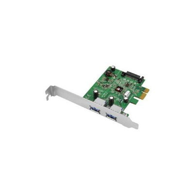 Siig, Inc. USB 3.1 2PORT PCIE HOST CTLRADAPTER(1X) TYPE-A
