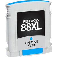 V7 Toner V7 88xl Cyan Ink Cartridge - Inkjet - Cyan - V7 V788cxl