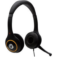 V7 Audio V7 USB Digital Headset with Noise Cancelling Microphone