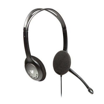 V7 Audio V7 Headsets and Accessories HA201-2NP HA201 - Headset