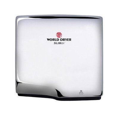 World Dryer Slimdri Surface Mount Hand Dryer