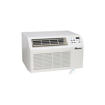 Amana PBC092E00BB Stonewood Beige Through Wall 9200 BTU Through-the-Wall Air Conditioner with Electronic Touch Pad and Remote Control