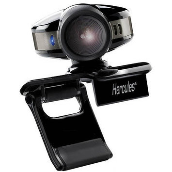 Guillemot / Hercules Webcam HD Emotion. Impeccable HD 720p quality for your video chat sessions, and photos! Guaranteed HD