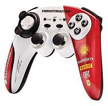 Thrustmaster 4160580 Playstation[r]3/pc Ferrari[r] Wireless F150 Italia Alonso Edition Gamepad