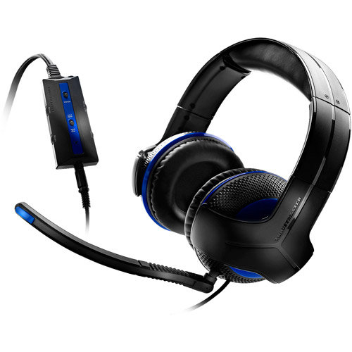 Guillemot/ Thrustmaster Thrustmaster Y-250P Gaming Headset for PS3 and PC