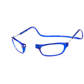 Clic Readers - Clic Readers Steel Blue