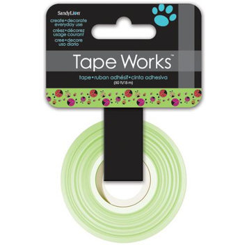 Trends International Tape Works Tape .625 X50ft-Ladybugs
