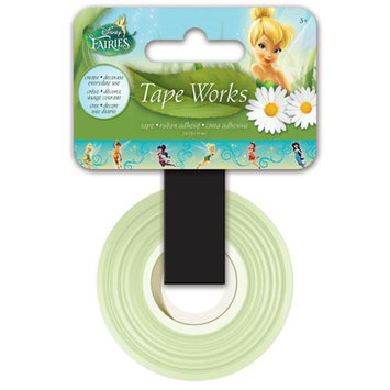 Sandylion Tape Works Tape .625 X50'-Disney Fairies
