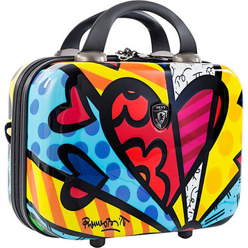 Heys Luggage, Britto A New Day 7-in. Hardside Cosmetic Case