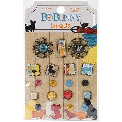 Bo Bunny 15704200 Happy Tails Brads