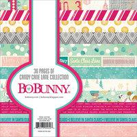 Bo Bunny 16517454 Candy Cane Lane Paper Pad 6X6 36/Pkg