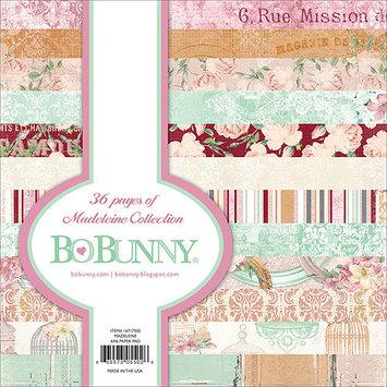 Bo Bunny 16717502 Madeleine Paper Pad 6X6 36/Pkg