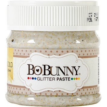 Bo Bunny BBGP-591 BoBunny Double Dot Glitter Paste-Gold