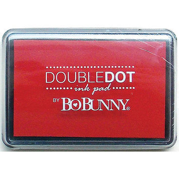 Bo Bunny Bobunny Double Dot Pigment Ink Pad-Wildberry