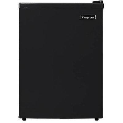 Magic Chef MCBR240B1 2.4 cu. ft. Compact Refrigerator Black
