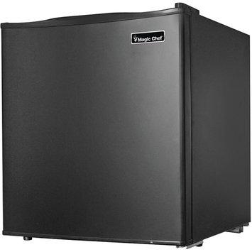 Magic Chef Compact Refrigerator 1.7 cu. ft. Mini Refrigerator in Black MCAR170B2