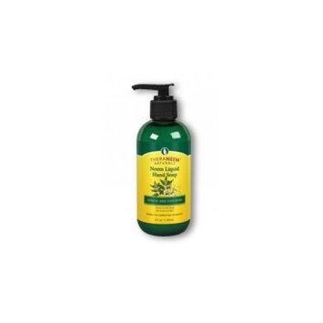 Neem Hand Soap Natural Organix South 8 oz Liquid