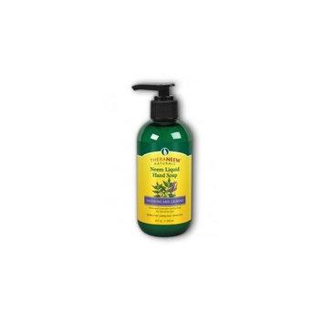 Neem Hand Soap Lavender Organix South 8 oz Liquid