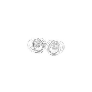 Tommee Tippee BPA Free Newborn Clear Shield Pacifier - 2PK
