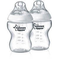 Babies R Us Tommee Tippee Closer to Nature 9oz Bottle X2