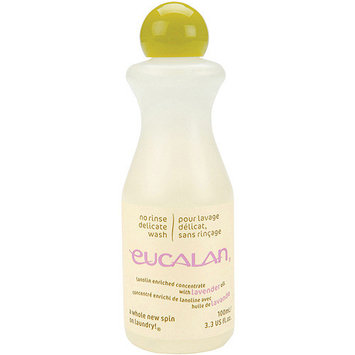Eucalan Fine Fabric Wash 3.3 Ounce-Unscented