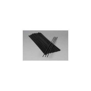 BUFFALO GAMES Antenna Tube Black w/Tips (100)