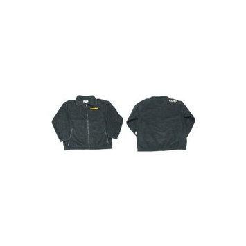 FUTABA Futaba Signature Black Fleece Jacket Small 365g FUTZ7251 FUTZ7251