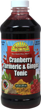 Dynamic Health Laboratories Cranberry Turmeric Ginger Tonic
